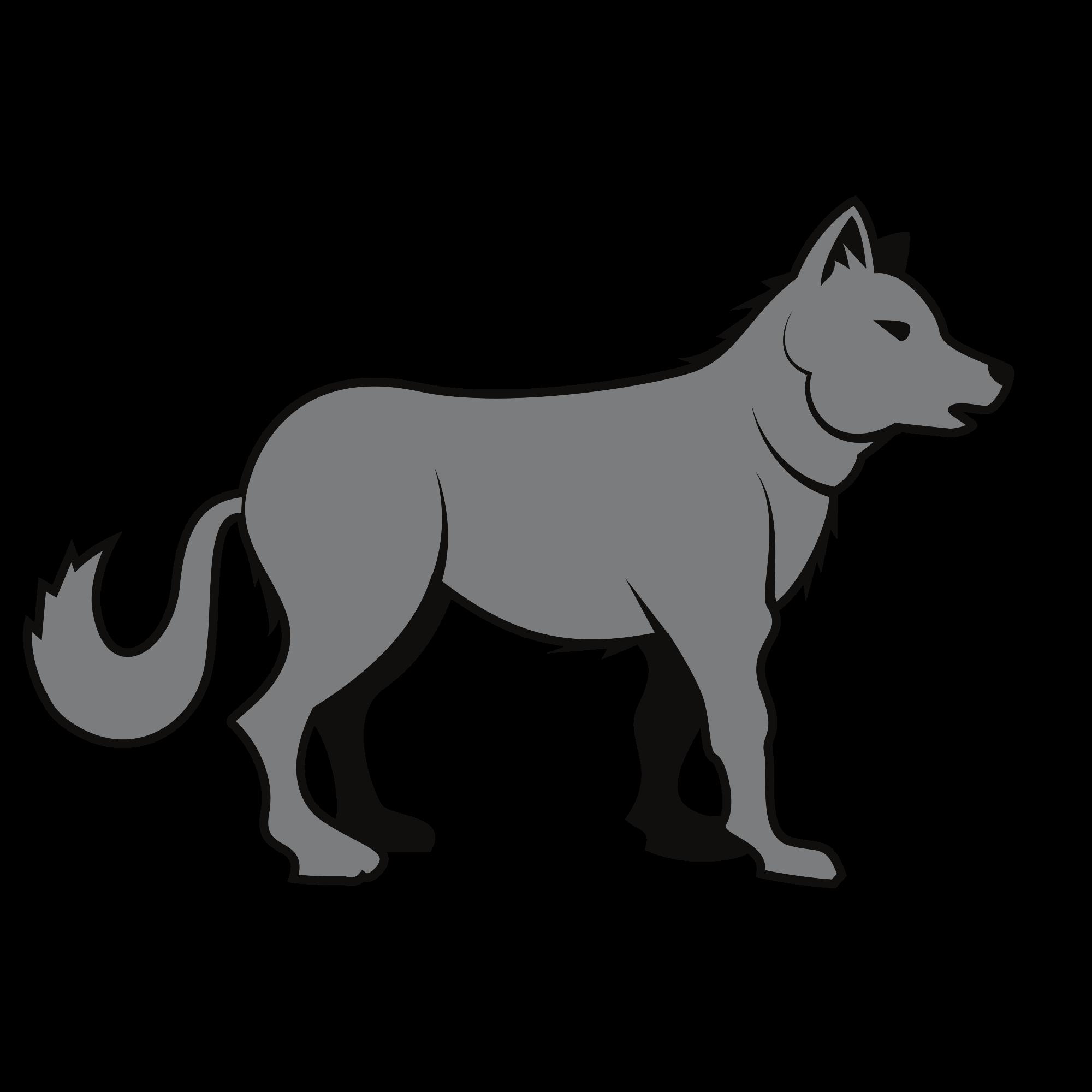 2000x2000 Filewolf Vector Image.svg