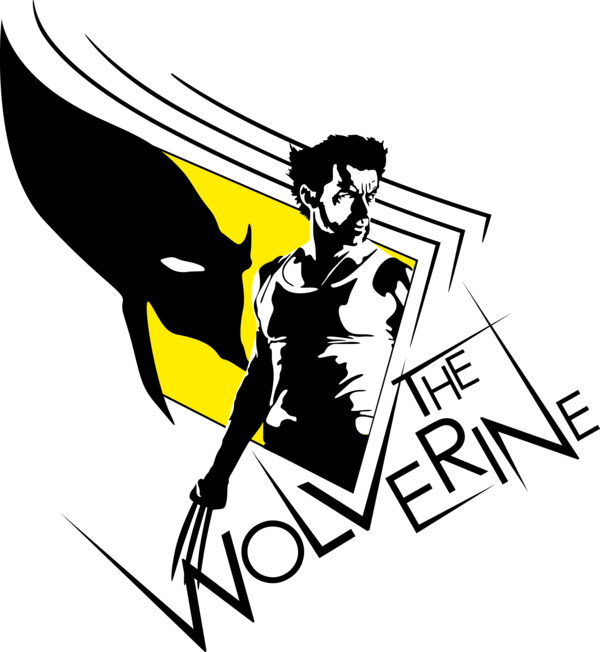 600x652 19 Wolverine Vector Baby Huge Freebie! Download For Powerpoint