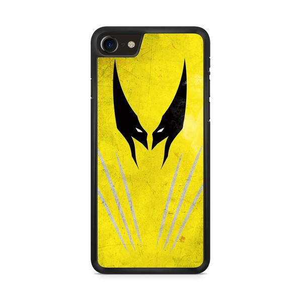 600x600 Wolverine Vector Iphone 8 Case Eternalcase