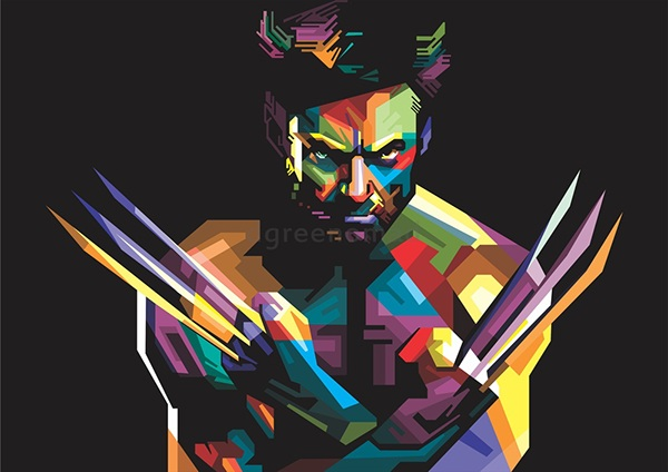 600x424 27 Wolverine On Behance