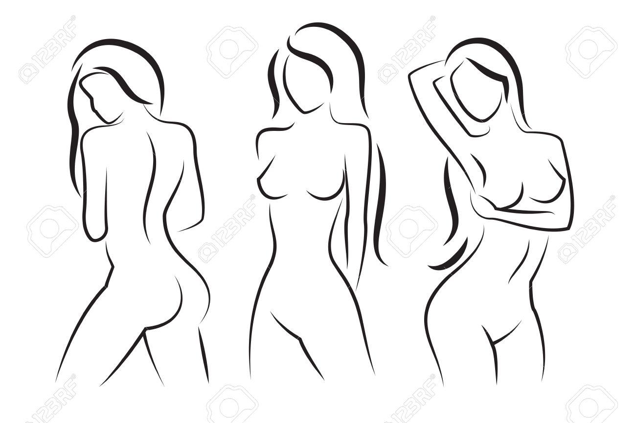 1300x866 Photos Drawing Women Body Figure,