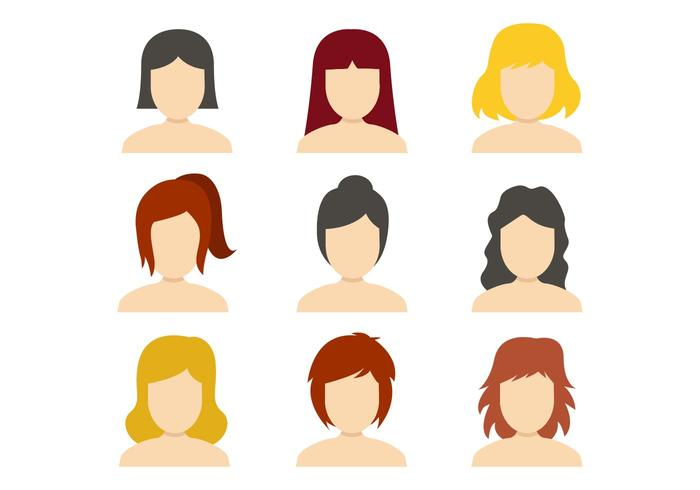 700x490 Free Woman Icons Vector