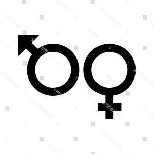 300x300 Gender Symbol Symbols Men Women Vector Sohadacouri