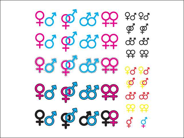 643x483 Free Gender Symbol Vector Gender Symbol Psd Files, Vectors