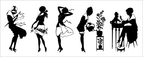 600x240 Woman Free Vector Download (2,759 Free Vector) For Commercial Use
