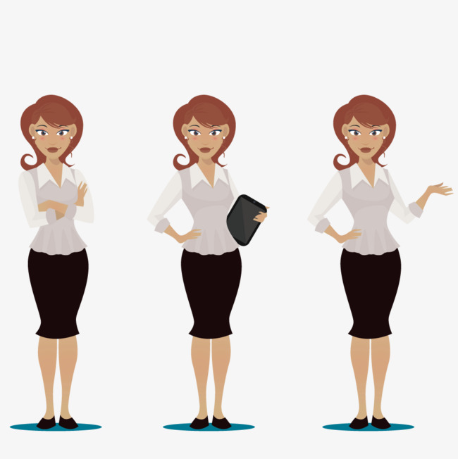 650x652 Business Woman, Vector, Business, Woman Png And Vector For Free