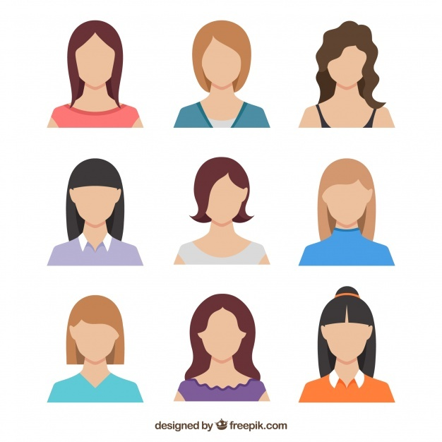 626x626 Female Vectors, Photos And Psd Files Free Download