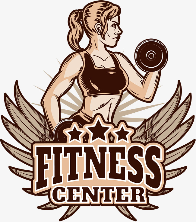 650x735 Women Fitness Club, Fitness Vector, Vector Png, Bodybuilding Png