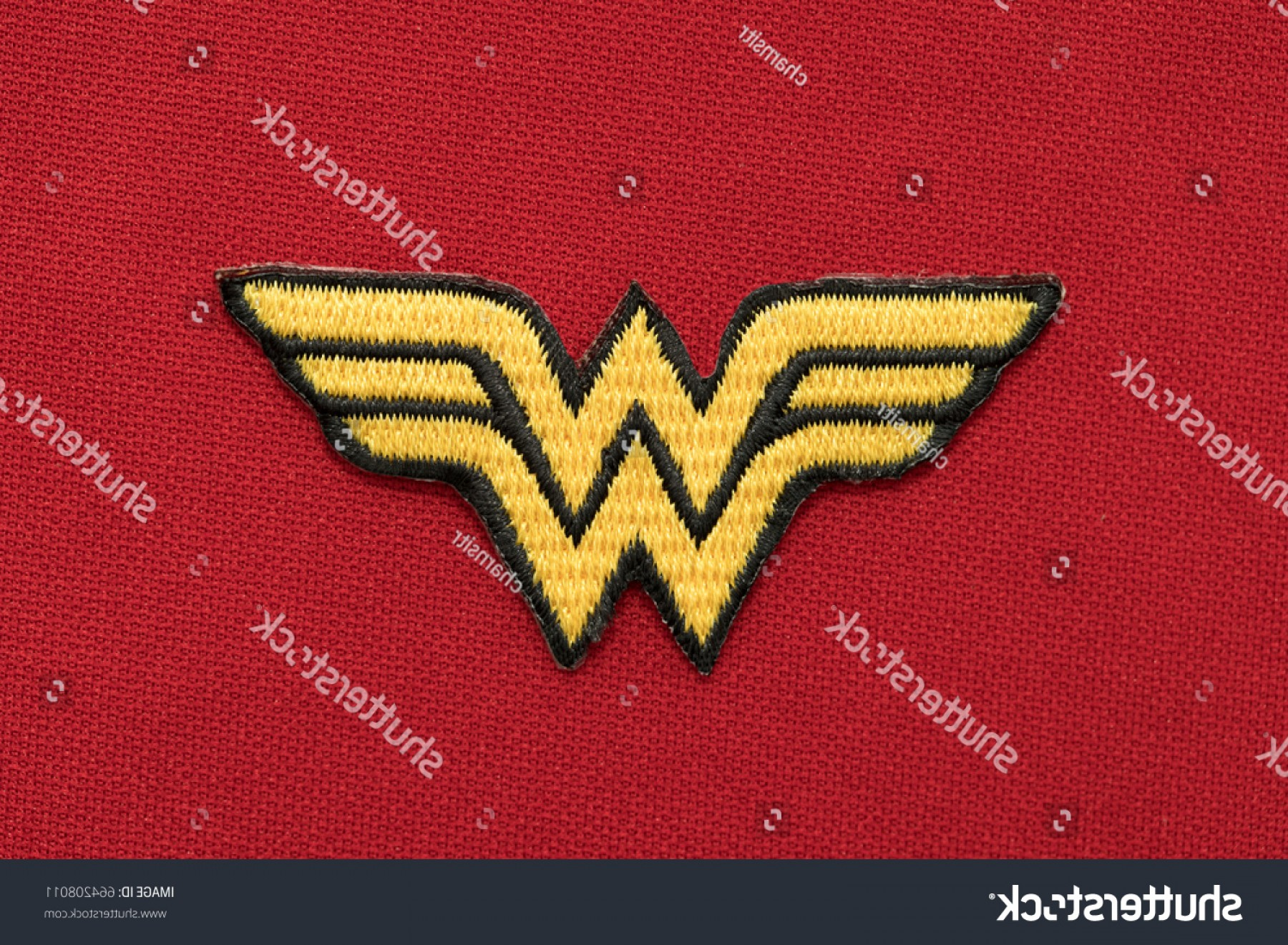 Wonder Woman Logo Vector