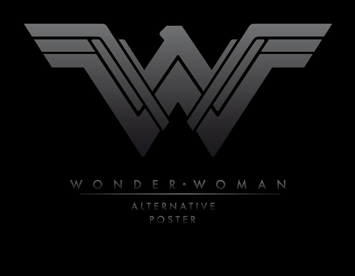 1200x936 Wonder Woman Vector Alternative Poster On Behance