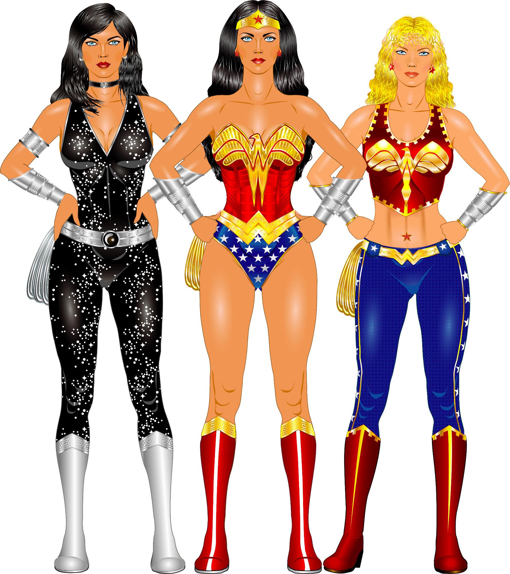 1777x2000 Wonder Woman Amazons By Godstaff