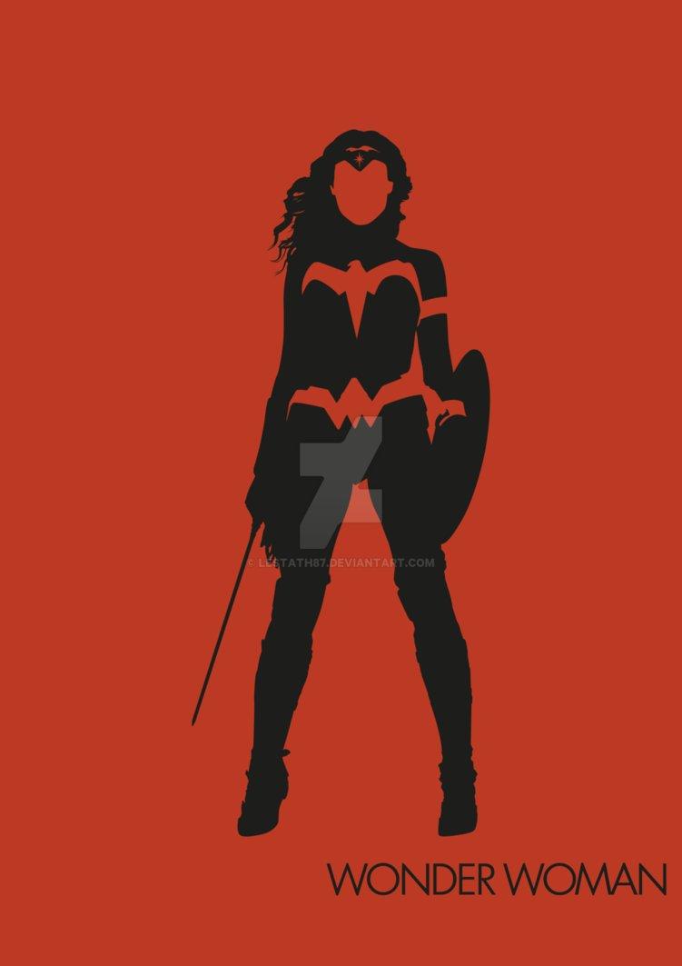 751x1063 Wonder Woman By Lestath87