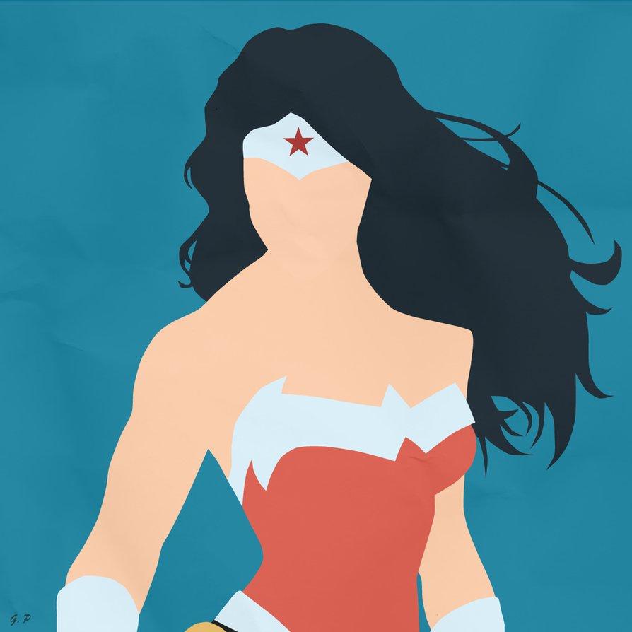 894x894 Wonder Woman (Simplistic) By Geoffery10