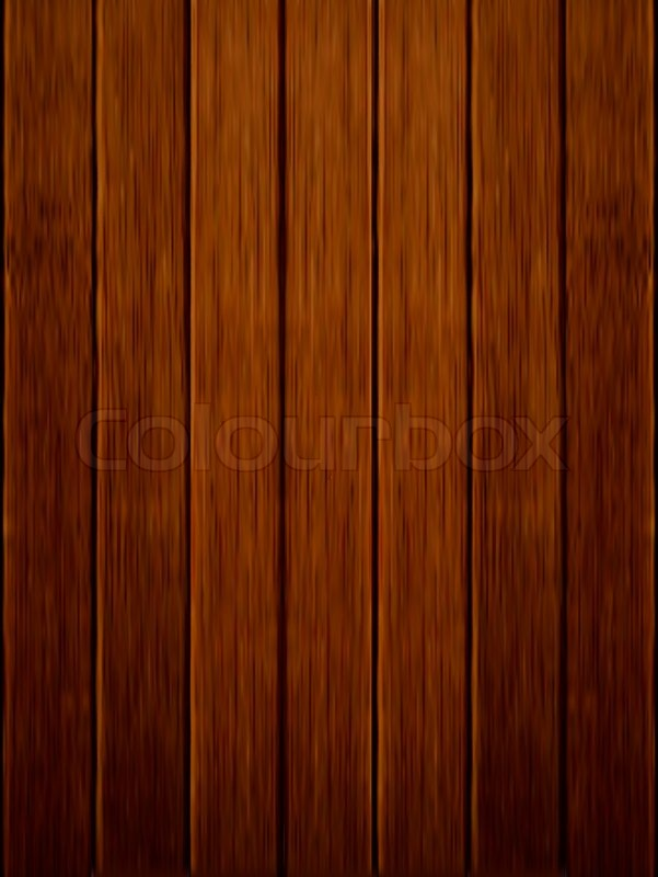601x800 Dark Wood Background. Vector Illustration Stock Vector Colourbox