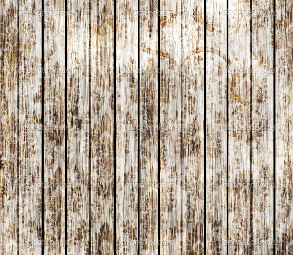 Wood Background Vector Free