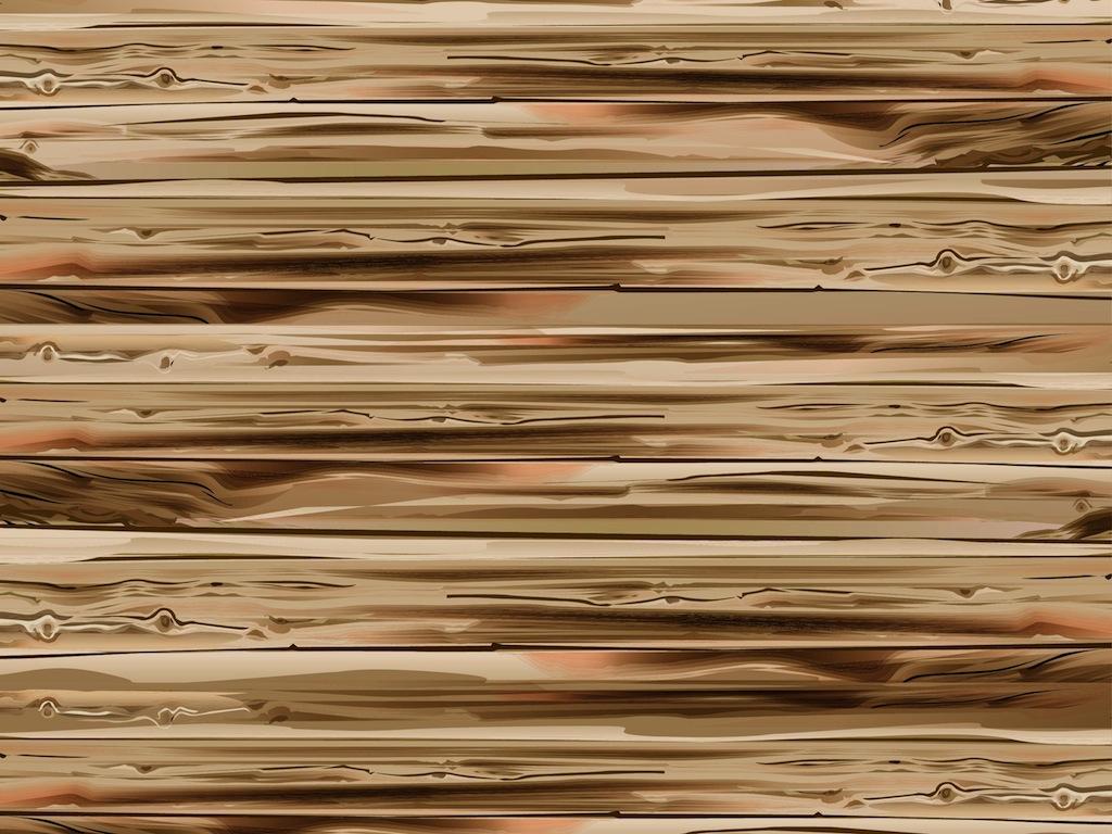 1024x768 Wood Background