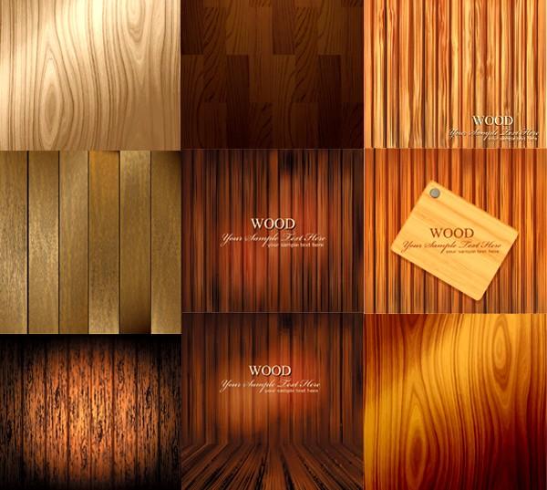 600x537 Wood Texture Background Art Vectors Set Free Download
