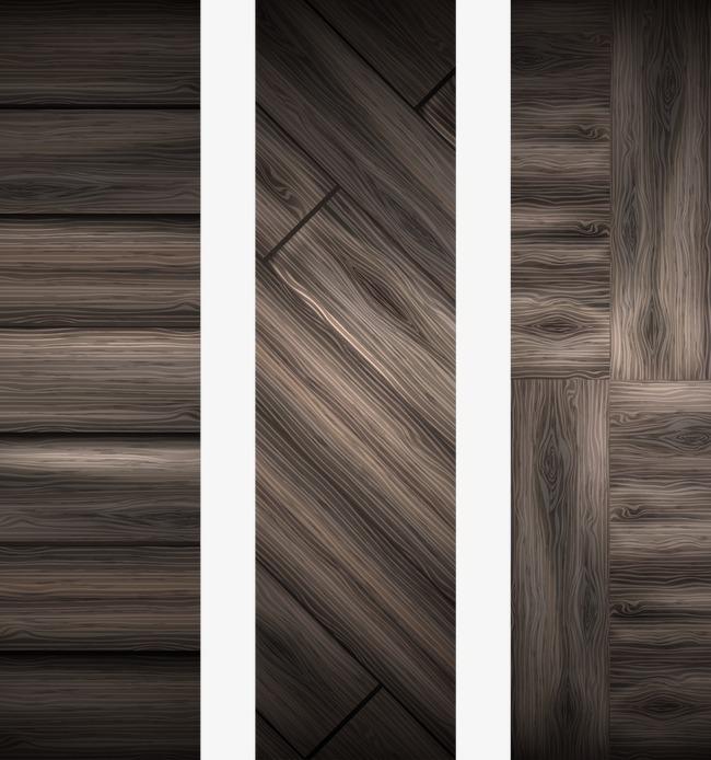 650x694 Wood Banner Vector Material, Wood Vector, Banner Vector, Wood