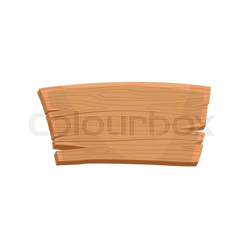 800x800 Big Wooden Signboard With Place For Your Message. Wood Banner With