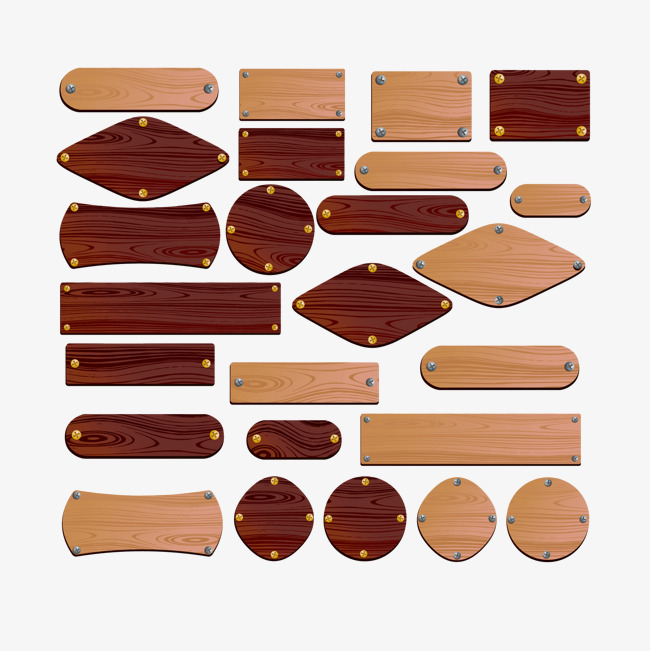 650x651 Vector Wood Board, Vector Diagram, Board, Wood Png And Vector For