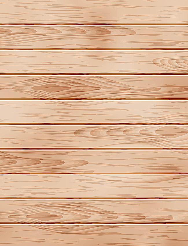 650x851 Vector Realistic Wood Grain Texture Background, Vector, Yellow
