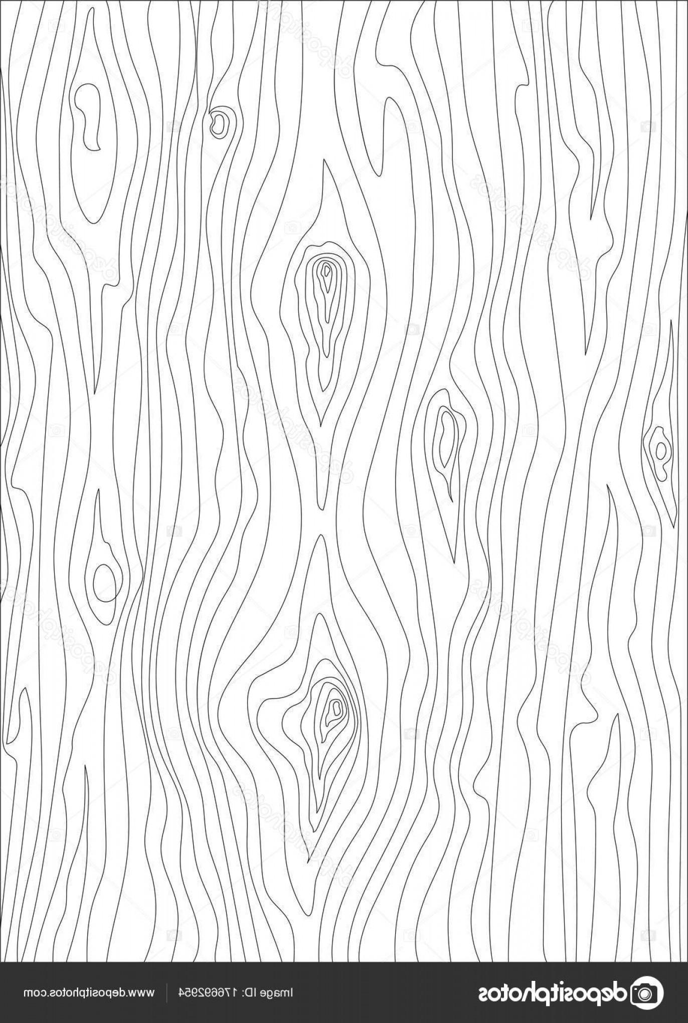 1372x2040 Stock Illustration Wood Texture Vector Isolated Circuit Sohadacouri
