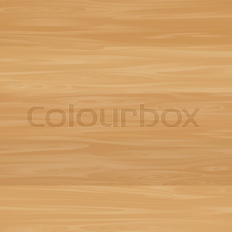 800x800 Wood Texture Template. Vector Background With Woodgrain Texture
