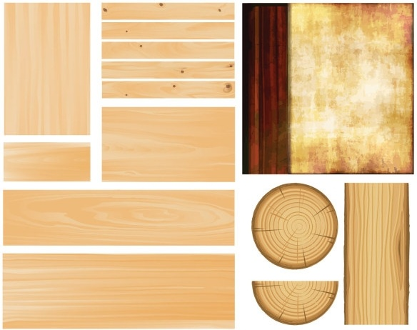 584x462 Wood Grain Vector Free Vector In Encapsulated Postscript Eps