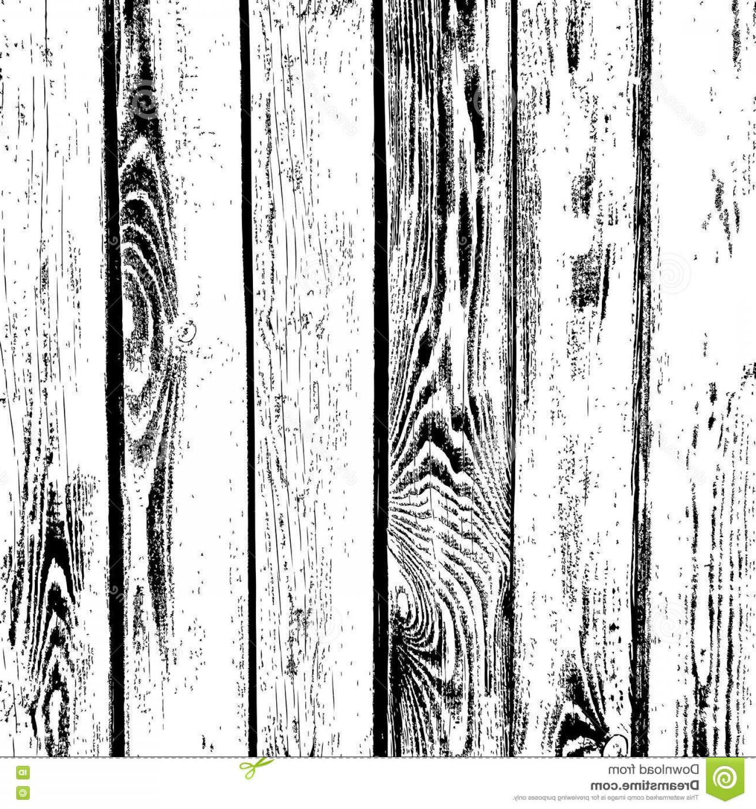 1560x1668 Stock Illustration Wooden Planks Vector Texture Old Wood Grain