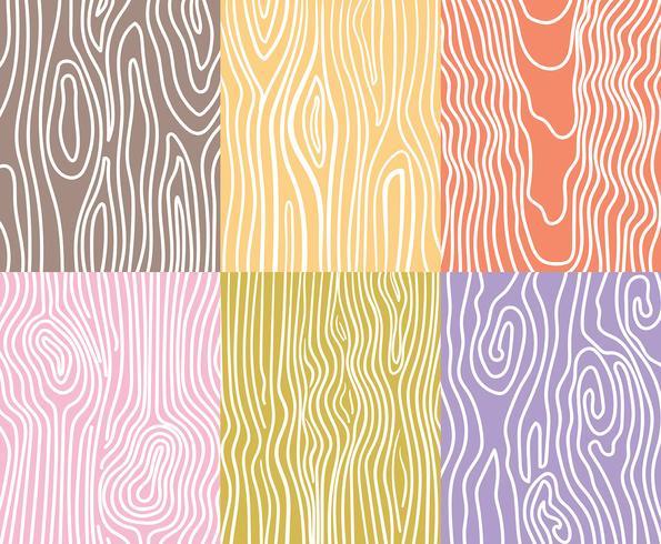 595x490 Woodgrain Vector Backgrounds