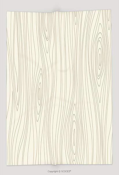 412x606 Custom Throw Blanket Bois Faux Wood Grain Vector