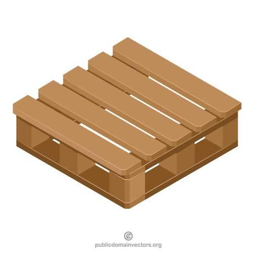 500x500 Wooden Pallet Public Domain Vectors