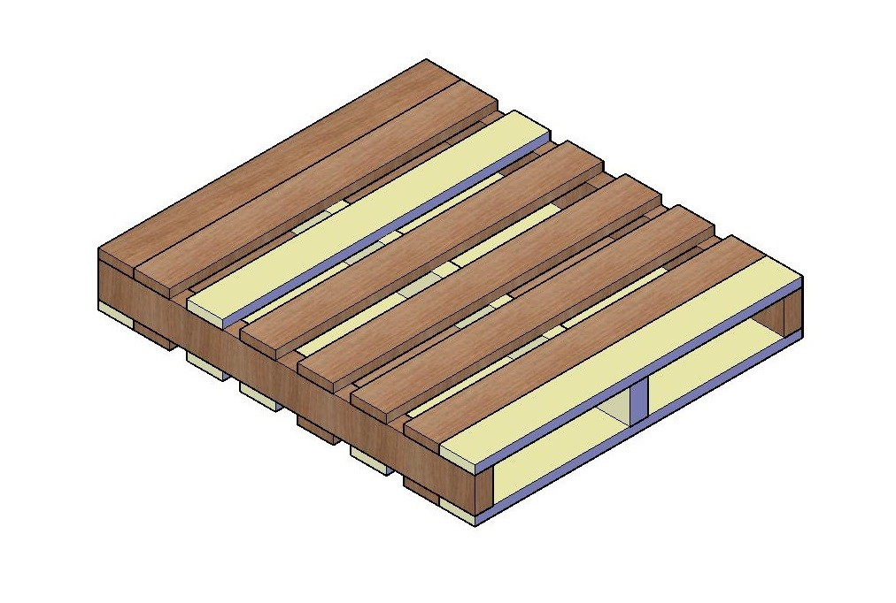 1012x682 2d And 3d Cad Models Of Pallets