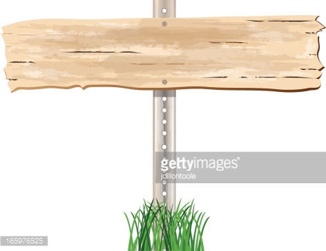 472x363 Wood Plank Sign Wood Plank Sign Vector Art Getty Images 16923