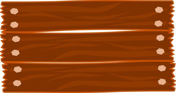 600x319 Wood Plank Clipart