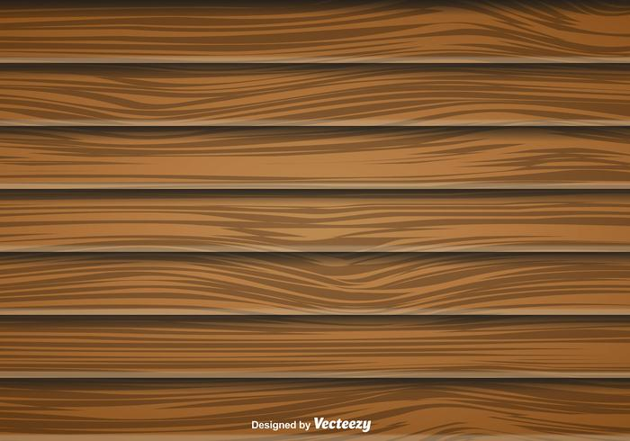 700x490 Large Wood Planks Vector Background
