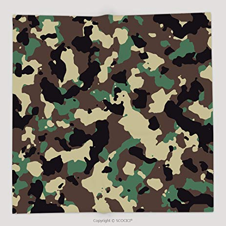 463x463 Custom Seamless Woodland Us Army Camouflage Pattern