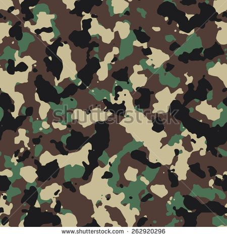 450x470 Seamless Woodland Us Army Camouflage Pattern Vector Camo