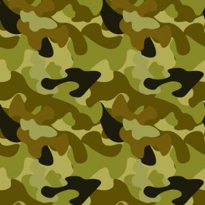 300x300 Classic Woodland Camo Pattern Seamless Repeatable Sohadacouri