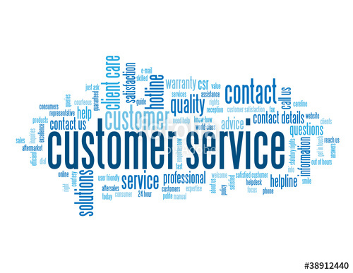 500x387 Customer Service Tag Cloud (Contact Us Support Hotline Button