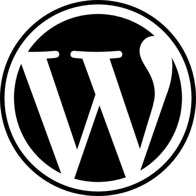 626x626 Wordpress Logo Icons Free Download