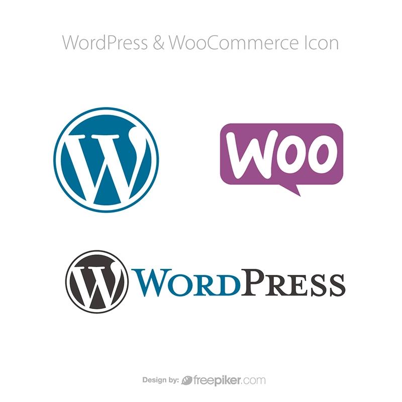 800x800 Freepiker Wordpress Amp Woocommerce Vector Icons