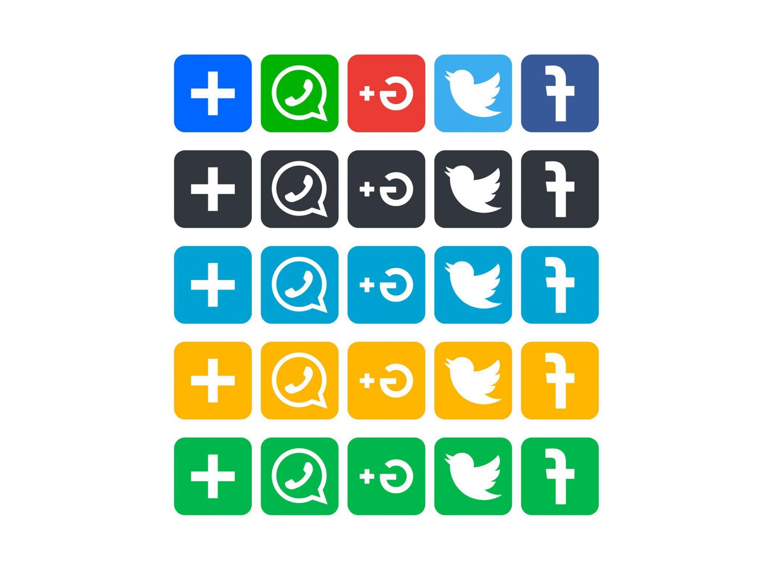 2457x1843 Twitter Facebook Logo Vector Best Of Addtoany Buttons Wordpress