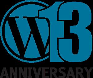300x251 Wordpress 13th Logo Vector (.ai) Free Download