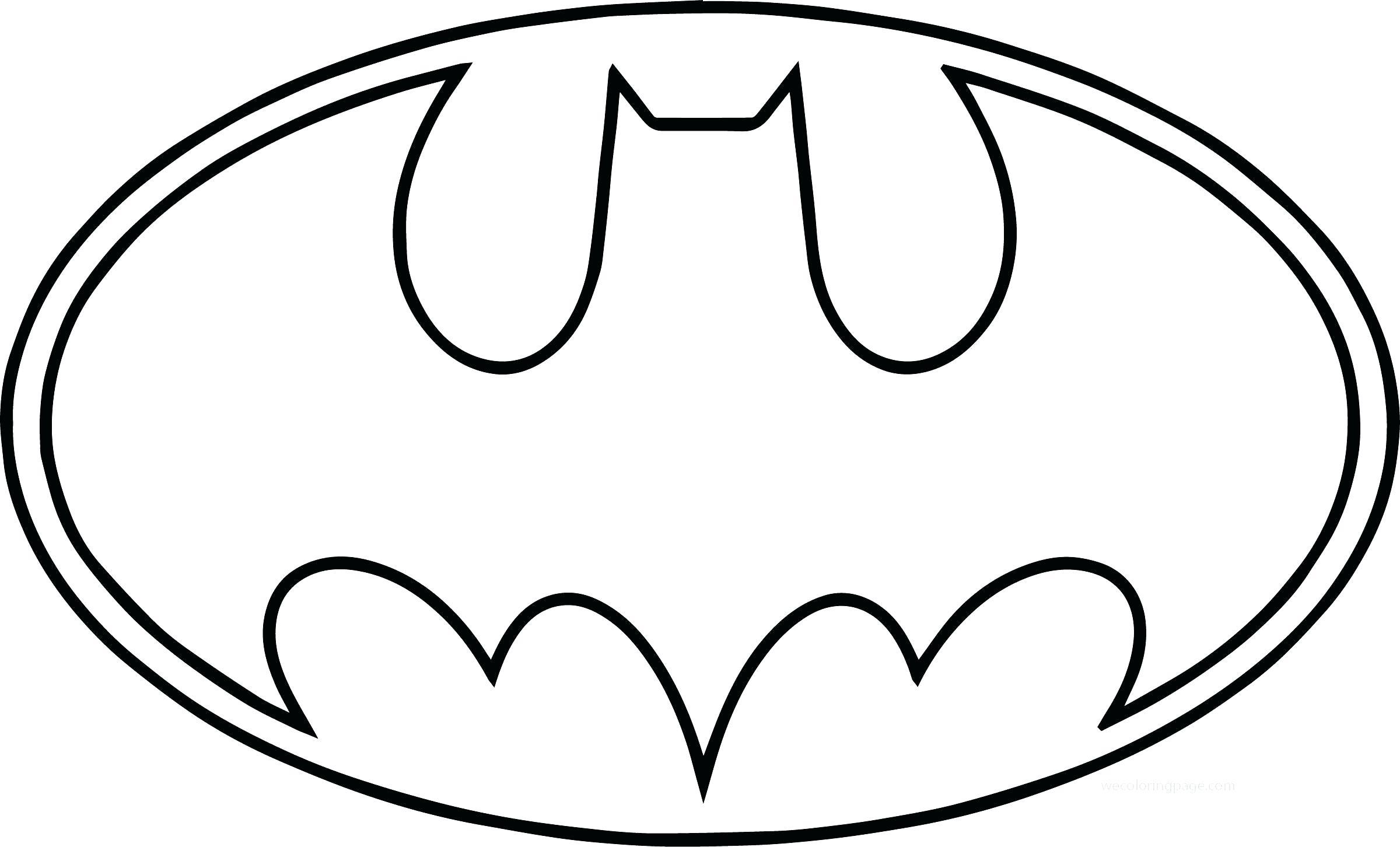 2400x1452 Template Superman Emblem Template Outline Logo Vector Monster