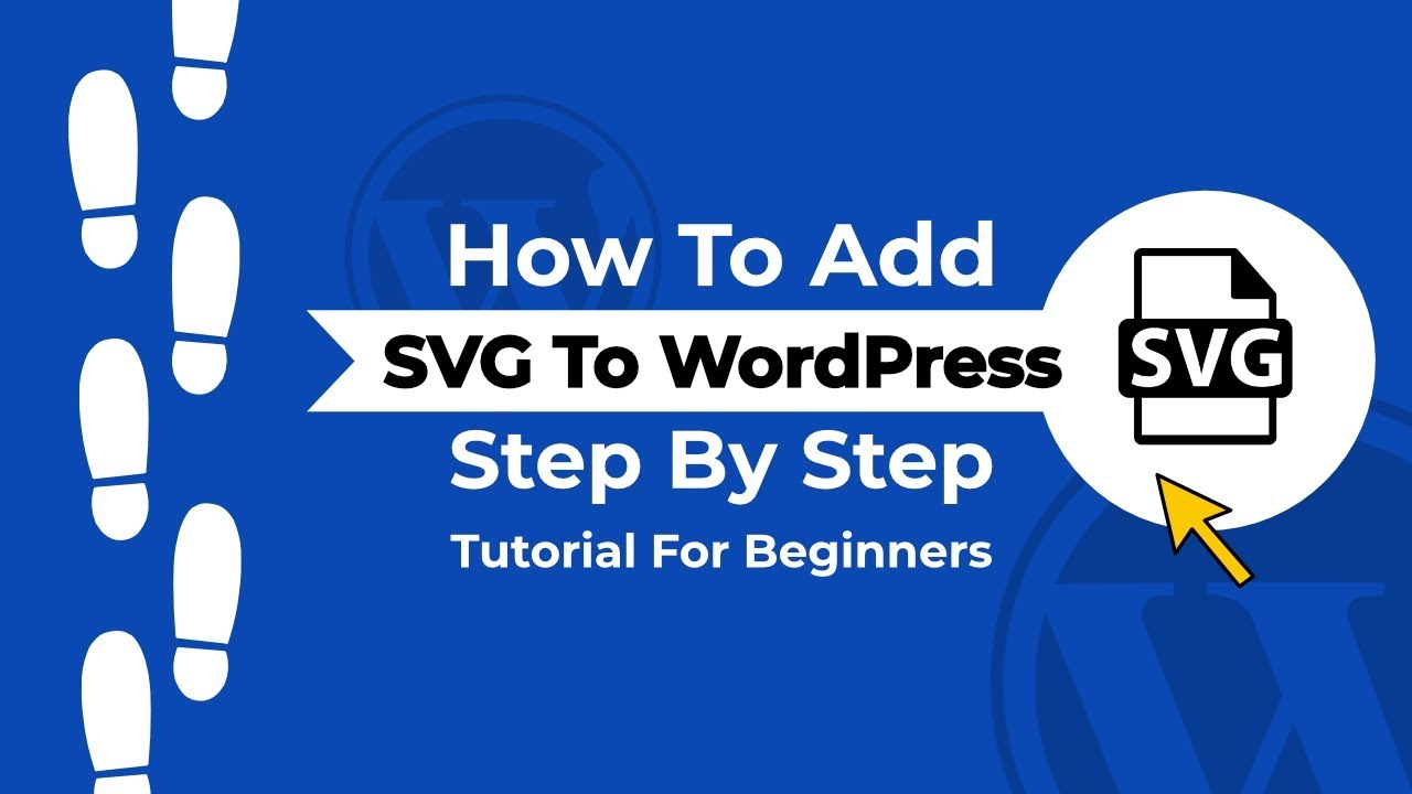 1280x720 Using Svg In Wordpress How To Add Vector Images In Wordpress