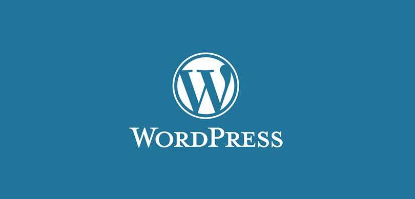 810x389 Wordpress Wordpress Logo Icon Vector Free Download