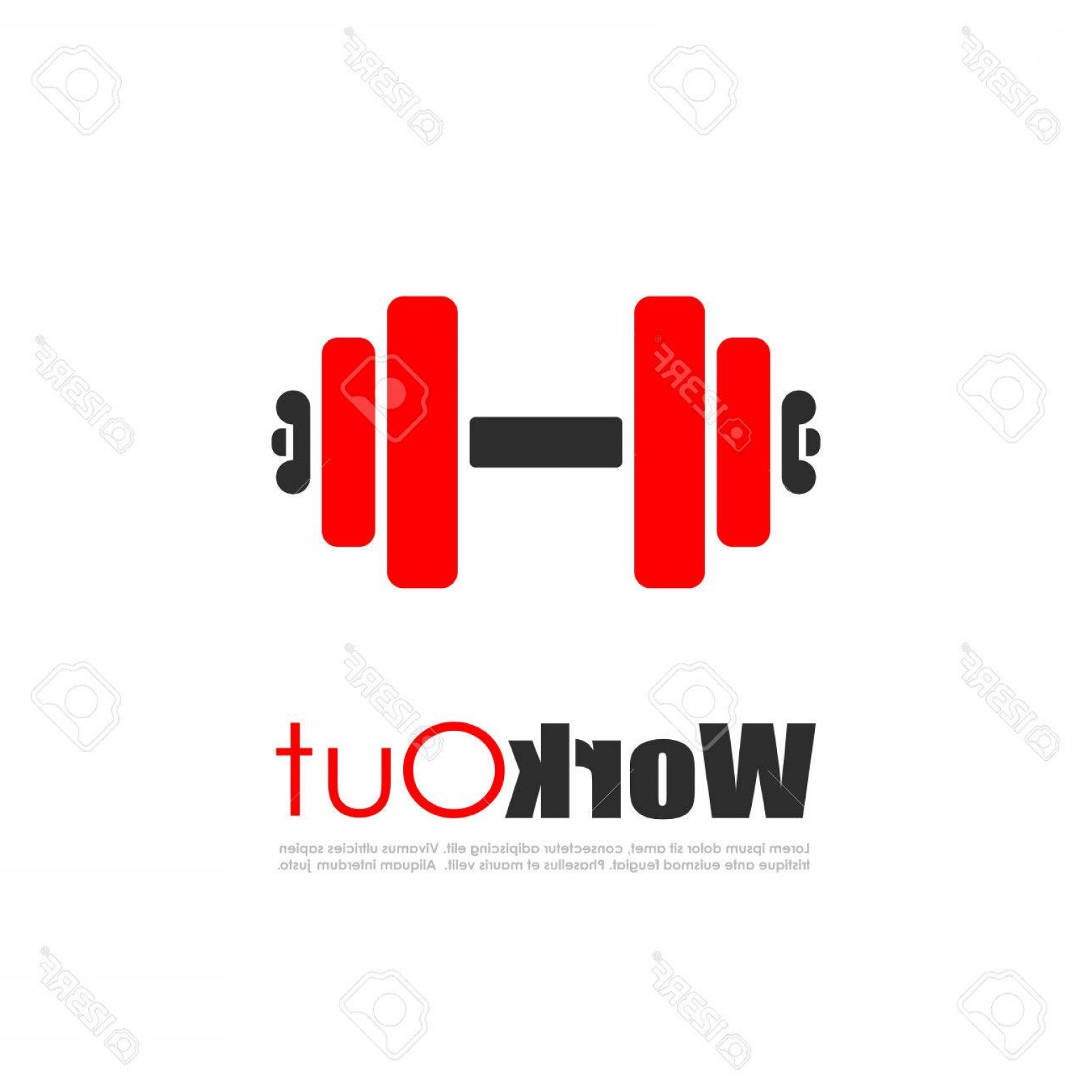 1560x1560 Photostock Vector Fitness Workout Vector Logo Sohadacouri