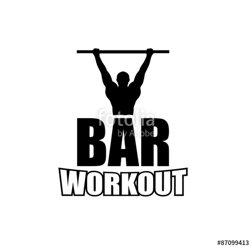 500x491 Bar Workout Stock Image And Royalty Free Vector Files On Fotolia