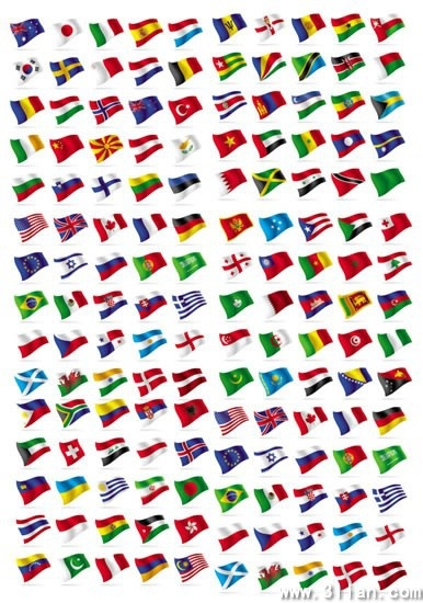 386x550 World Countries Flags Vector Free Vector In Adobe Illustrator Ai